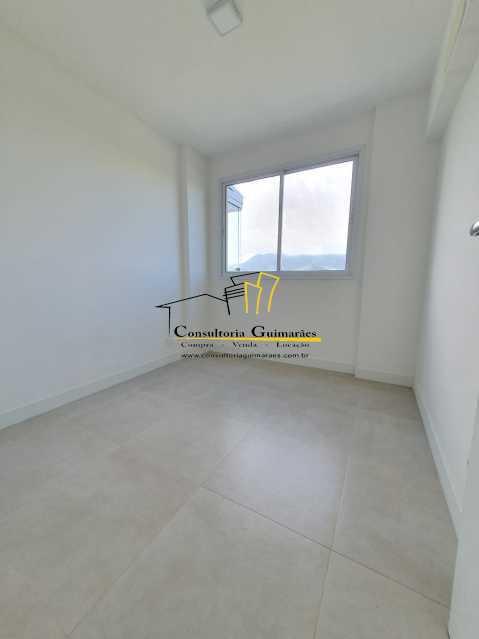 7907887b-1b66-4d5b-b77e-5daa54 - Apartamento 3 quartos à venda Barra da Tijuca, Rio de Janeiro - R$ 875.000 - CGAP30067 - 13