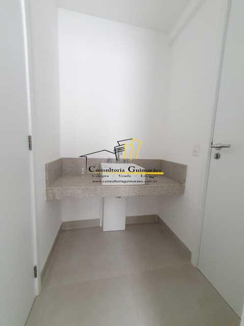 b66eac99-6e64-4ed5-8b11-93841b - Apartamento 3 quartos à venda Barra da Tijuca, Rio de Janeiro - R$ 875.000 - CGAP30067 - 15