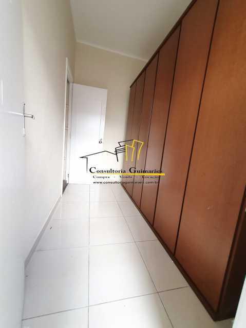 0065d6ee-5510-4ee4-a9c3-ff1e25 - Apartamento 3 quartos à venda Flamengo, Rio de Janeiro - R$ 995.000 - CGAP30068 - 13