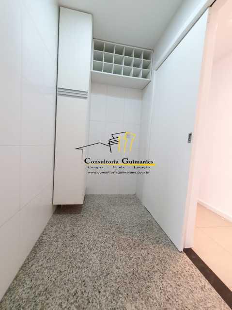 a06ad9f9-7f15-4970-b705-aef3c1 - Apartamento 3 quartos à venda Flamengo, Rio de Janeiro - R$ 995.000 - CGAP30068 - 6