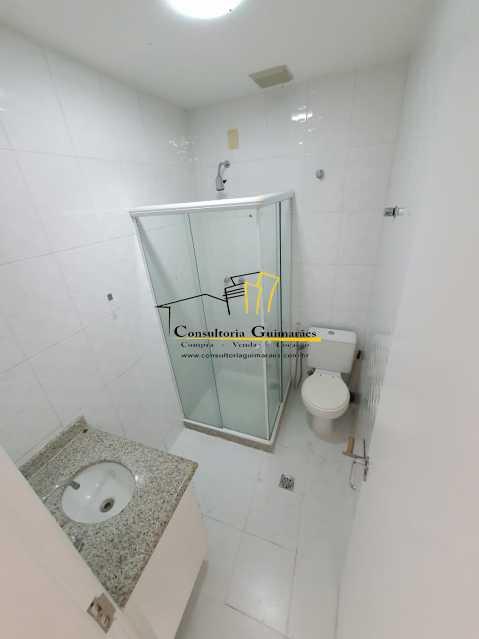 ae441fb7-b361-4554-b13b-7213b2 - Apartamento 3 quartos à venda Flamengo, Rio de Janeiro - R$ 995.000 - CGAP30068 - 14