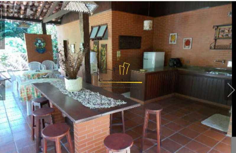 5efa8147-5df1-46a2-a78e-1232c9 - Casa em Condomínio 4 quartos à venda Itanhangá, Rio de Janeiro - R$ 2.500.000 - CGCN40014 - 5