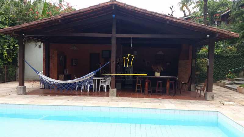 5940ebff-492b-4d56-8f5d-aadaa2 - Casa em Condomínio 4 quartos à venda Itanhangá, Rio de Janeiro - R$ 2.500.000 - CGCN40014 - 4