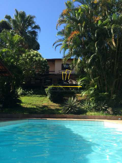 a22db613-2bf4-4760-8020-e36ceb - Casa em Condomínio 4 quartos à venda Itanhangá, Rio de Janeiro - R$ 2.500.000 - CGCN40014 - 1