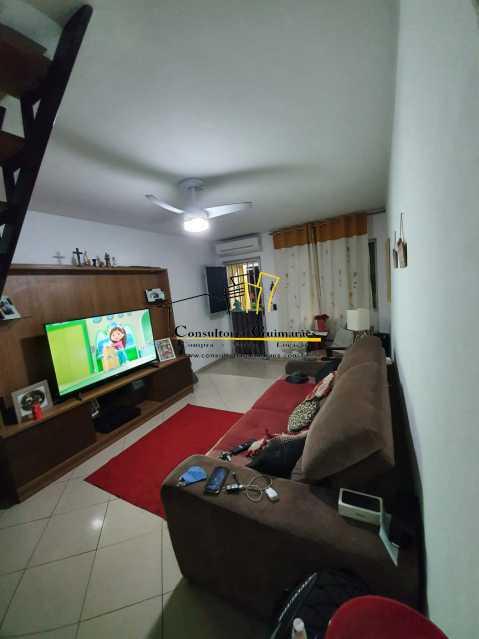 65a50b02-2e83-467e-b970-372c50 - Casa em Condomínio 2 quartos à venda Taquara, Rio de Janeiro - R$ 450.000 - CGCN20006 - 3