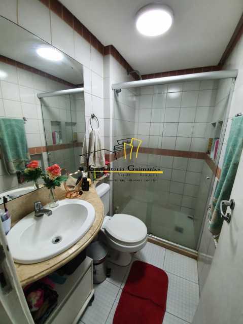 ad902547-552b-4220-bf24-5e1f4f - Casa em Condomínio 2 quartos à venda Taquara, Rio de Janeiro - R$ 450.000 - CGCN20006 - 7