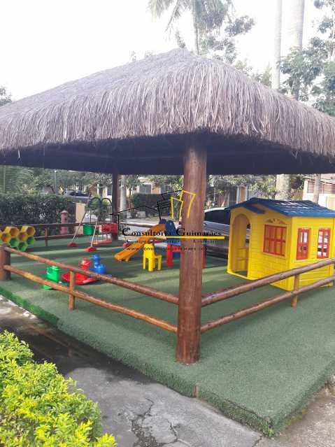 8 - Casa em Condomínio 2 quartos à venda Taquara, Rio de Janeiro - R$ 450.000 - CGCN20006 - 11