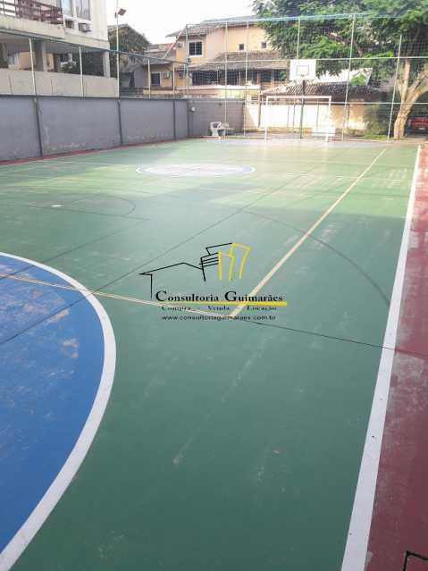 10 - Casa em Condomínio 2 quartos à venda Taquara, Rio de Janeiro - R$ 450.000 - CGCN20006 - 13