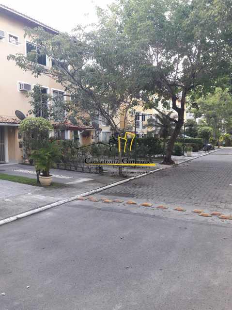 11 - Casa em Condomínio 2 quartos à venda Taquara, Rio de Janeiro - R$ 450.000 - CGCN20006 - 14