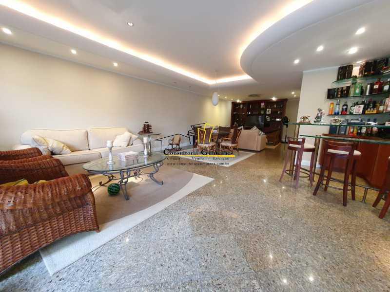 0d5325cc-9e5c-468f-bfbc-bde82d - Cobertura 3 quartos à venda Barra da Tijuca, Rio de Janeiro - R$ 3.500.000 - CGCO30016 - 1