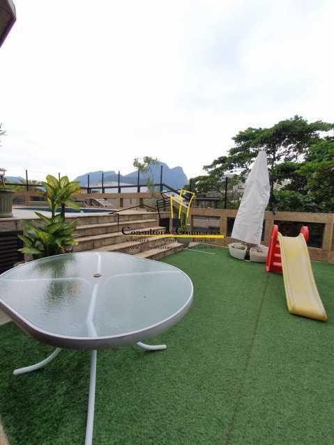 ae501a6d-9981-4f04-8cdf-285445 - Cobertura 3 quartos à venda Barra da Tijuca, Rio de Janeiro - R$ 3.500.000 - CGCO30016 - 20