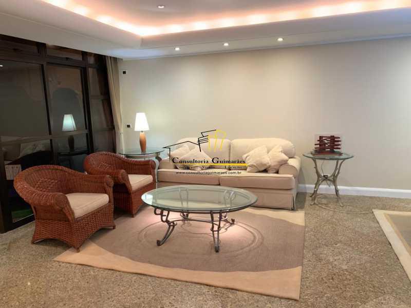 c2083c02-e30b-4caf-990c-b8c441 - Cobertura 3 quartos à venda Barra da Tijuca, Rio de Janeiro - R$ 3.500.000 - CGCO30016 - 7