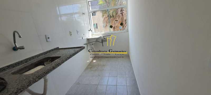 419aedfa-4b33-4abe-856c-2cd14b - Apartamento 2 quartos à venda Jacarepaguá, Rio de Janeiro - R$ 210.000 - CGAP20167 - 11