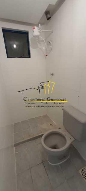 1321cb1a-3fd4-4e30-92cf-a6d58a - Apartamento 2 quartos à venda Jacarepaguá, Rio de Janeiro - R$ 210.000 - CGAP20167 - 12