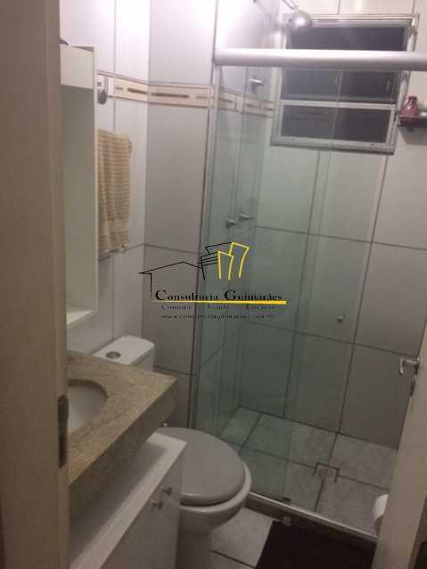 9b7511de-c812-44b8-a5e3-a69883 - Apartamento 2 quartos à venda Honório Gurgel, Rio de Janeiro - R$ 120.000 - CGAP20165 - 8