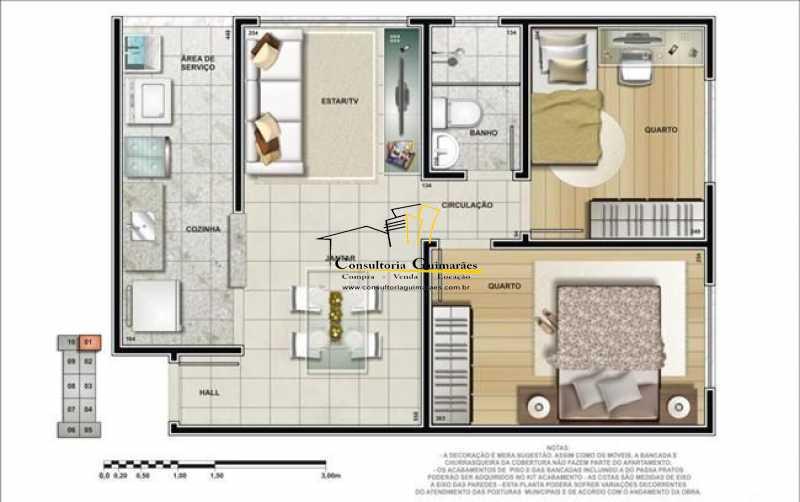 9d5c7876-4a85-481d-8e6e-d07707 - Apartamento 2 quartos à venda Honório Gurgel, Rio de Janeiro - R$ 120.000 - CGAP20165 - 18