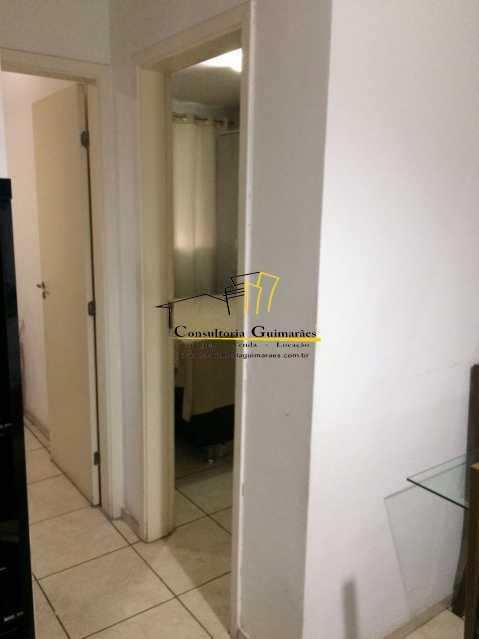 e0abb9db-b3f9-45c0-bbfc-36b929 - Apartamento 2 quartos à venda Honório Gurgel, Rio de Janeiro - R$ 120.000 - CGAP20165 - 5