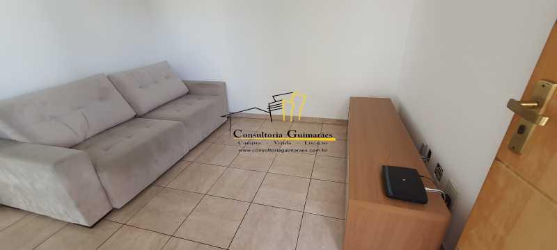 20210303_090748 - Apartamento 2 quartos à venda Pechincha, Rio de Janeiro - R$ 200.000 - CGAP20166 - 4