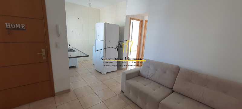 20210303_090849 - Apartamento 2 quartos à venda Pechincha, Rio de Janeiro - R$ 200.000 - CGAP20166 - 5