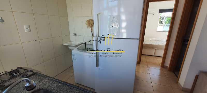 20210303_090927 - Apartamento 2 quartos à venda Pechincha, Rio de Janeiro - R$ 200.000 - CGAP20166 - 7