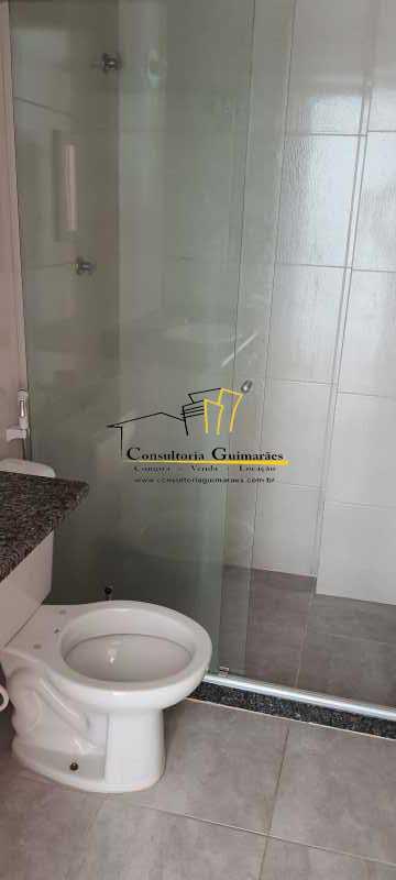 20210303_090953 - Apartamento 2 quartos à venda Pechincha, Rio de Janeiro - R$ 200.000 - CGAP20166 - 8