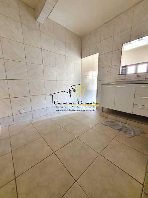 5b4d6f8b-c825-4395-85c9-6a0716 - Apartamento 1 quarto para alugar Taquara, Rio de Janeiro - R$ 1.000 - CGAP10016 - 5