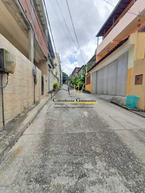 5e997133-173d-45b0-8770-c0bb4c - Apartamento 1 quarto para alugar Taquara, Rio de Janeiro - R$ 1.000 - CGAP10016 - 1