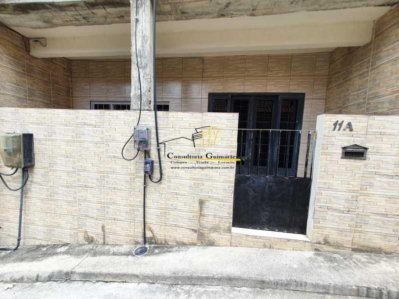 be13fe89-8fd4-4770-9f96-366ed3 - Apartamento 1 quarto para alugar Taquara, Rio de Janeiro - R$ 1.000 - CGAP10016 - 3