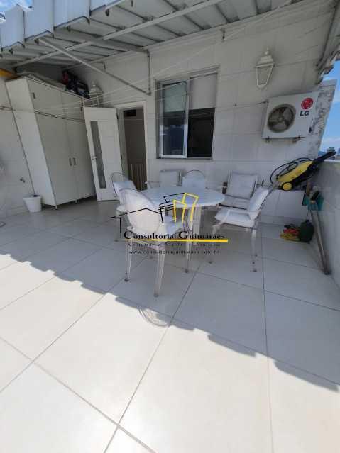 cb7202b4-03ed-4c9c-aa27-e7dd01 - Cobertura 3 quartos à venda Tijuca, Rio de Janeiro - R$ 1.090.000 - CGCO30017 - 14