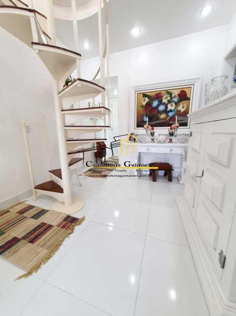 e1b52ad3-9dbe-4cc9-9471-f817e2 - Cobertura 3 quartos à venda Tijuca, Rio de Janeiro - R$ 1.090.000 - CGCO30017 - 3
