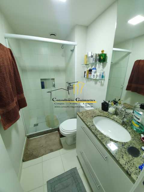WhatsApp Image 2021-03-17 at 1 - Apartamento 3 quartos à venda Taquara, Rio de Janeiro - R$ 560.000 - CGAP30071 - 14