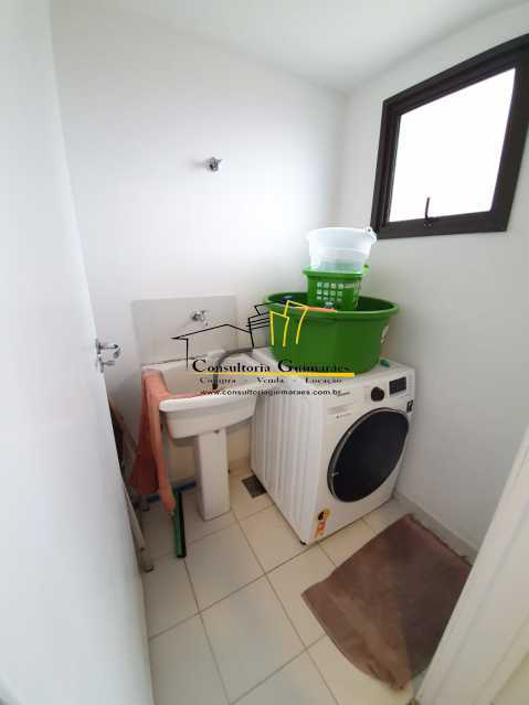 WhatsApp Image 2021-03-17 at 1 - Apartamento 3 quartos à venda Taquara, Rio de Janeiro - R$ 560.000 - CGAP30071 - 7