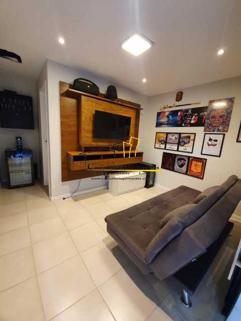 WhatsApp Image 2021-03-17 at 1 - Apartamento 3 quartos à venda Taquara, Rio de Janeiro - R$ 560.000 - CGAP30071 - 6