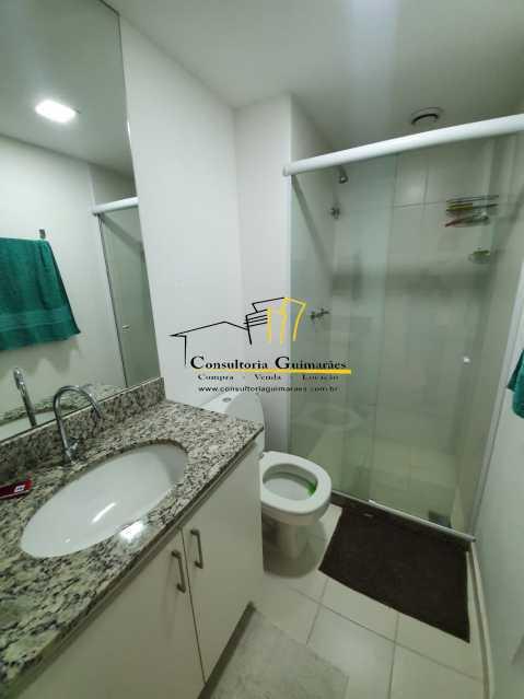 WhatsApp Image 2021-03-17 at 1 - Apartamento 3 quartos à venda Taquara, Rio de Janeiro - R$ 560.000 - CGAP30071 - 12