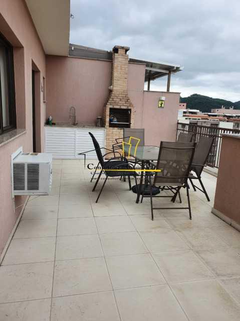 WhatsApp Image 2021-03-17 at 1 - Apartamento 3 quartos à venda Taquara, Rio de Janeiro - R$ 560.000 - CGAP30071 - 1