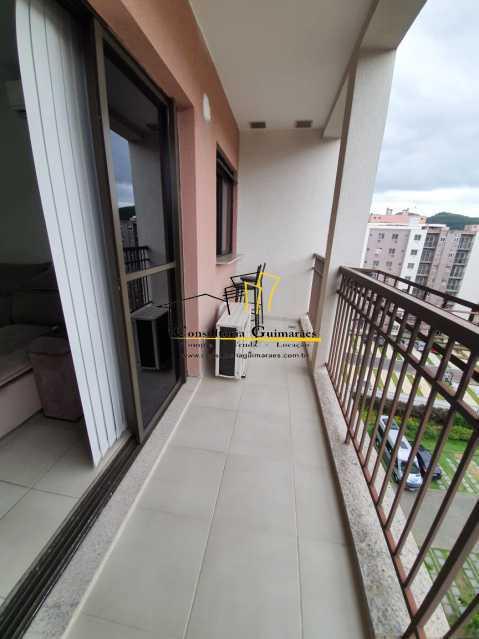WhatsApp Image 2021-03-17 at 1 - Apartamento 3 quartos à venda Taquara, Rio de Janeiro - R$ 560.000 - CGAP30071 - 11