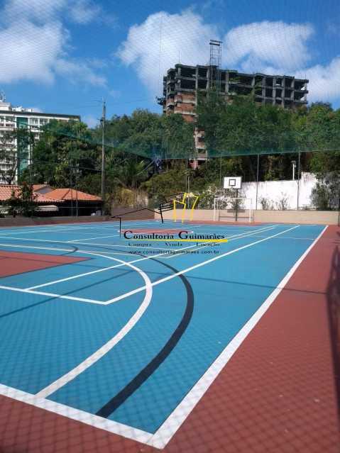 09 - Apartamento 2 quartos à venda Curicica, Rio de Janeiro - R$ 205.000 - CGAP20169 - 14
