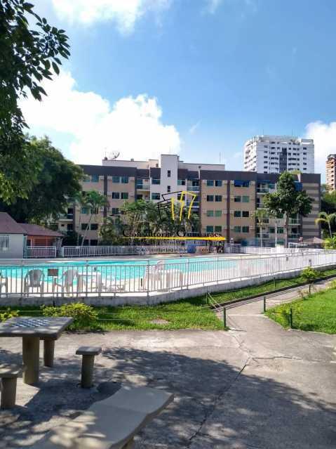 10 - Apartamento 2 quartos à venda Curicica, Rio de Janeiro - R$ 205.000 - CGAP20169 - 16