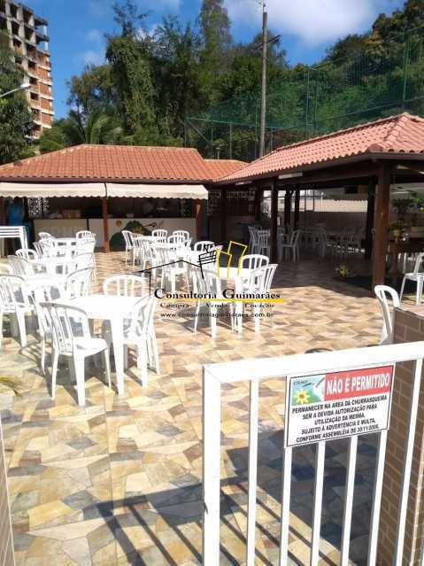 15 - Apartamento 2 quartos à venda Curicica, Rio de Janeiro - R$ 205.000 - CGAP20169 - 22