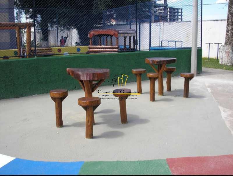 20181123_072107 - Apartamento 2 quartos à venda Curicica, Rio de Janeiro - R$ 205.000 - CGAP20169 - 19