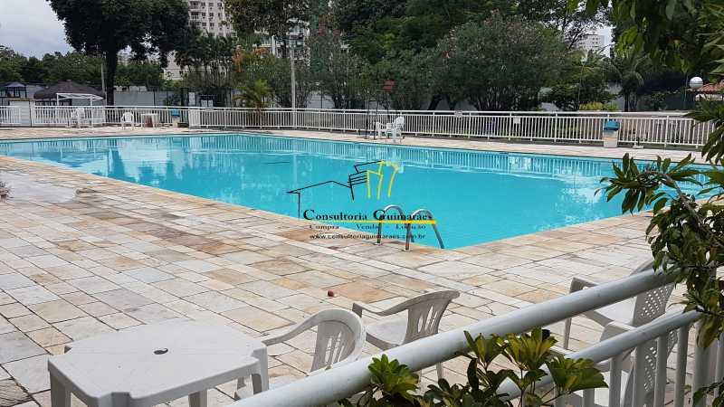 20181208_123256 - Apartamento 2 quartos à venda Curicica, Rio de Janeiro - R$ 205.000 - CGAP20169 - 21