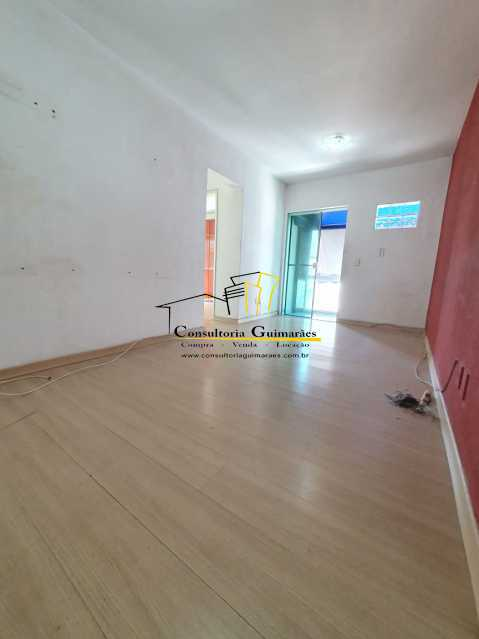 4a53b92a-cb04-49cd-a40a-d3bee8 - Apartamento 2 quartos à venda Curicica, Rio de Janeiro - R$ 205.000 - CGAP20169 - 1