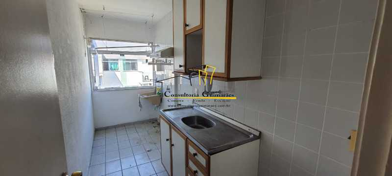 b03ef38b-9010-4a67-8c1a-2e8927 - Apartamento 2 quartos à venda Curicica, Rio de Janeiro - R$ 205.000 - CGAP20169 - 9