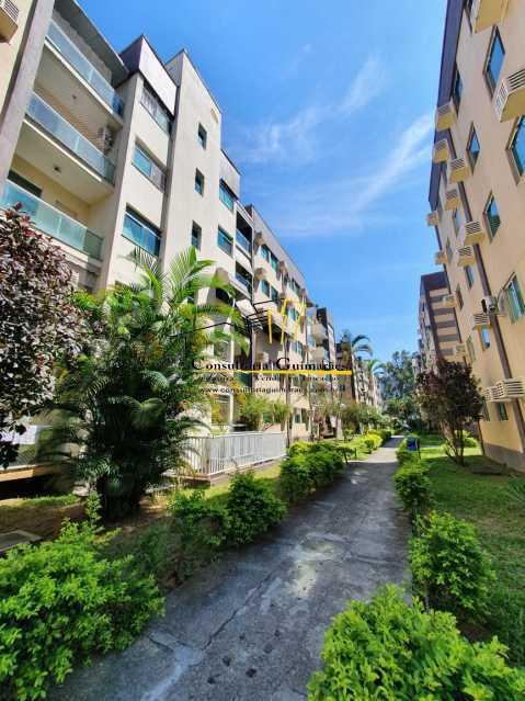 bab934e4-cca1-440b-b0c5-7daee0 - Apartamento 2 quartos à venda Curicica, Rio de Janeiro - R$ 205.000 - CGAP20169 - 17
