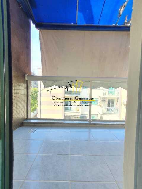 c4fb30a9-4123-4e8b-8037-892777 - Apartamento 2 quartos à venda Curicica, Rio de Janeiro - R$ 205.000 - CGAP20169 - 5