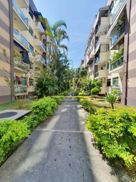 e0aa4961-4291-4455-a3cb-46b5e2 - Apartamento 2 quartos à venda Curicica, Rio de Janeiro - R$ 205.000 - CGAP20169 - 23