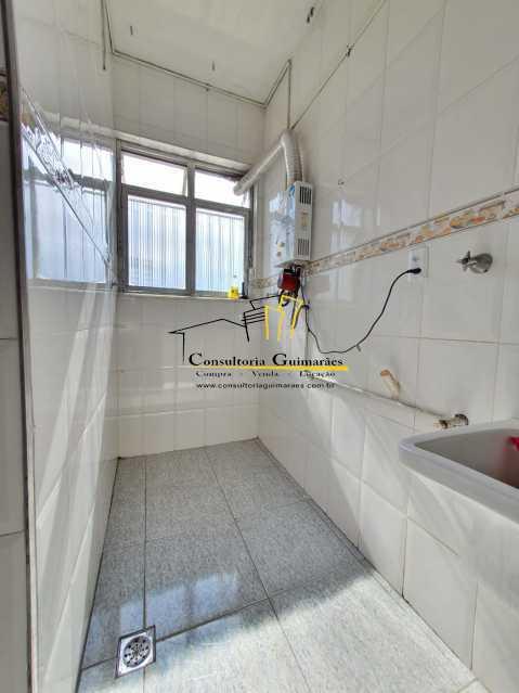 5d5e2ef7-f69a-48cf-a5c3-8dedb0 - Apartamento para alugar Todos os Santos, Rio de Janeiro - R$ 1.500 - CGAP00008 - 6
