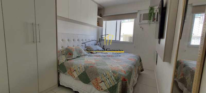 0cb85d79-2c82-426a-a8b3-47d30d - Cobertura 3 quartos à venda Pechincha, Rio de Janeiro - R$ 650.000 - CGCO30018 - 9