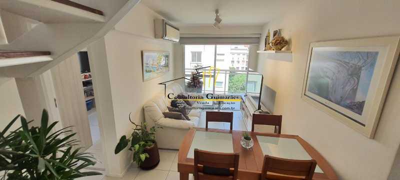 1f82a4fe-cddd-45fe-9421-98e743 - Cobertura 3 quartos à venda Pechincha, Rio de Janeiro - R$ 650.000 - CGCO30018 - 1