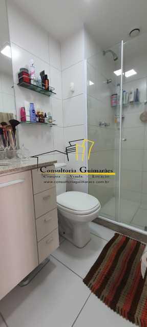 07baffdd-14b3-4528-808b-f53049 - Cobertura 3 quartos à venda Pechincha, Rio de Janeiro - R$ 650.000 - CGCO30018 - 7